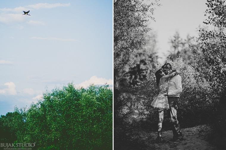 ślub nad wisłą