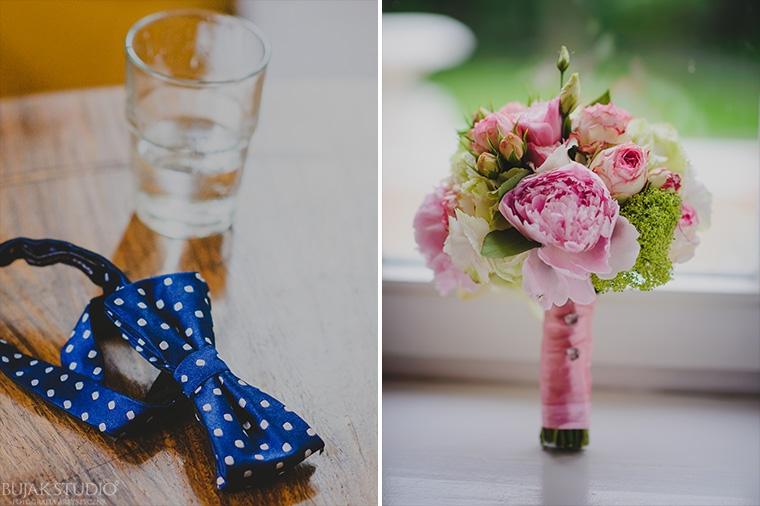 piękne dodatki ślubne