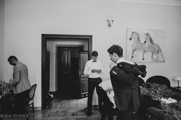 artystyczne zdjęcia ślubne
