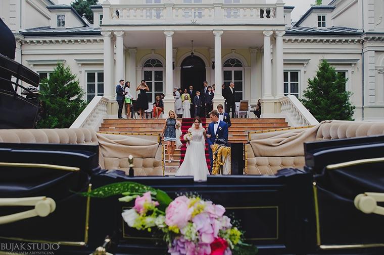 dorożka na ślub